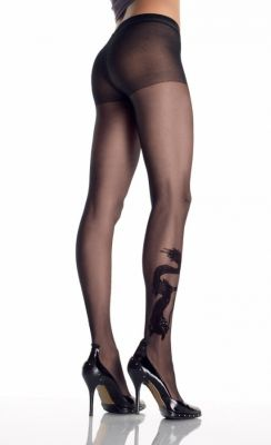 Dragon Tattoo pantyhose