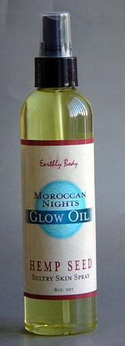 Earthly Body Glow Oil Moroccan Nights