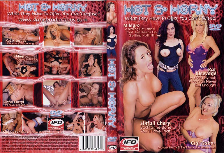 Hot & Horny DVD