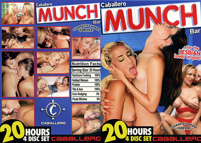 Munch Bar (4 Disc Set)