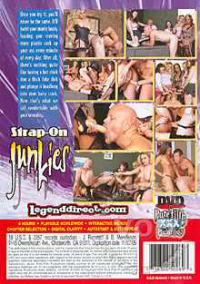 Strap On Junkies DVD