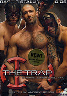 The Trap (2 DVD set) Signed by Star Antonio Biaggi