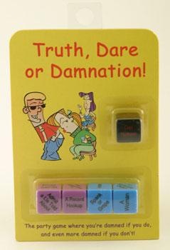 Truth,Dare Or Damnation
